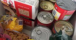Koronawirus: Paczki żywnościowe zostaną dowiezione