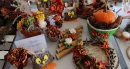 Dary jesieni zamienili w prawdziwe arcydzieła