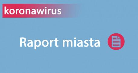 Koronawirus: Raport miasta